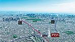 新宿・渋谷と隣り合う、京王線・京王井の頭線「明大前」駅より徒歩5分