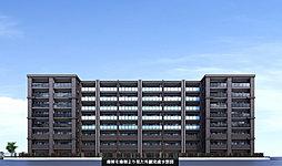 レ・ジェイド高槻宮野町(南棟を南側より見た外観完成予想図)