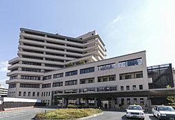 徳島市民病院 約600m(徒歩8分)