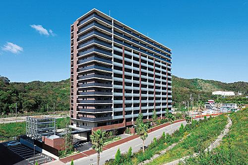 外観(和歌山市内)※平成30年10月撮影 一部CG処理しております。