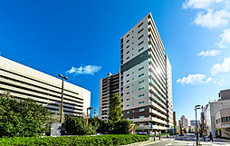 バウス横須賀中央の外観
