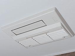 プラズマクラスター付き浴室暖房乾燥機