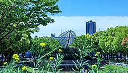 久屋大通公園 約140m(徒歩2分)