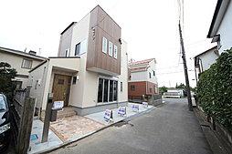 次世代型住宅「屋上庭園」のある「南桜井」駅徒歩16分の新邸