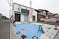 東武スカイツリーライン「新越谷」駅徒歩18分の3方向角地の新築住宅
