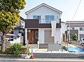 「人気の越谷花田」車スペース2台で2,000万円台で叶う新邸です