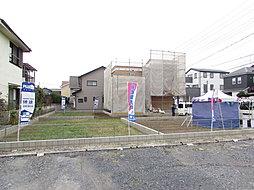【始発駅】東武スカイツリーライン「北越谷」駅徒歩16分、自分好みのオーダー住宅可の外観