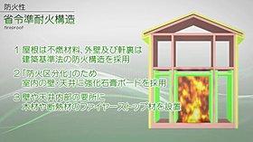 耐震等級3相当、省令準耐火構造対応