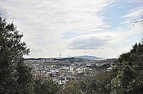 多聞台緑地からの眺望