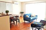[B号地 内観]平成29年9月撮影 ※写真の家具・調度品は価格に含まれません。