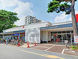 西友 ひばりヶ丘団地店  約550m(徒歩7分)