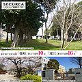 【ダイワハウス】セキュレア篠崎町6丁目 (建築条件付宅地分譲)