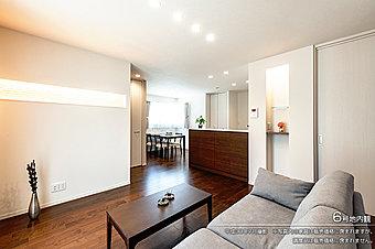 [4号地 内観写真]平成30年8月撮影 ※写真内の家具は販売価格に含まれます。