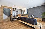 [A号地 内観]平成30年6月撮影 ※写真の家具・調度品は価格に含まれません。