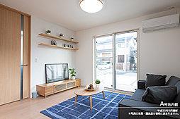[A号地 外観]平成30年9月撮影 ※写真の家具・調度品は価格に含まれません。