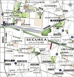 【ダイワハウス】セキュレア立川幸町 第二期 (建築条件付宅地分譲)のその他