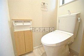 施工例 洗面台・トイレ