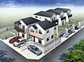 【更新】全20棟の大規模分譲×2階建×月9万円台~×カースペース2台×南庭×プライマルガーデン港南台
