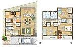 1号地モデルハウスプラン