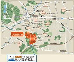 小倉北 ひなたの街:交通図