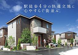 ポラスの分譲住宅 モダンカーサイクス松戸六実【駅チカ4分】