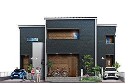ポラスの分譲住宅 キャスト戸田公園の外観