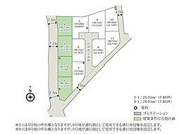 児玉郡上里町第43期【建築条件付き売地】(株)横尾材木店の外観