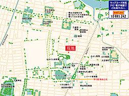 プレミアムコンフォート東雲西町:案内図