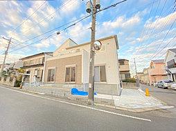ブルーミングガーデン 八千代市大和田新田3期1棟の外観
