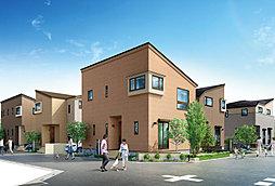 ポラスの分譲住宅 スマイルビジョン草加長栄/ウォームモダン街区