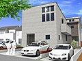 [ ウッドフレンズ ]  名東区 藤が丘駅南の家 Part2 <国産材でつくる地震に強い家>