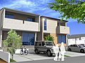 [ ウッドフレンズ ]  小牧市 小牧中学校南の家   <国産材でつくる地震に強い家>