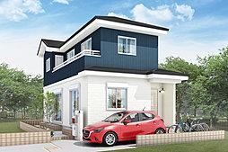 ヴィンテージスタイルの新築住宅 所沢市東所沢2丁目