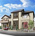 ポラスの分譲住宅 マインドスクェア光が丘 -Bright Villa-