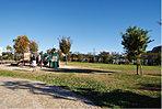 【区画図】開放感豊かな南西角地に誕生するゆとりの5邸。