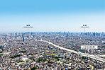 板橋区/全9邸の都市型戸建プロジェクト。