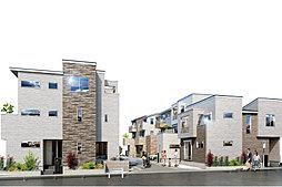 ポラスの分譲住宅 マインドスクェア竹ノ塚の外観