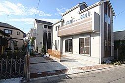 3路線利用可能な駅近9分【売-主-直-販】~ブルーミングガーデン東村山本町全2棟~の外観