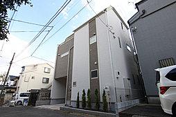 東栄住宅【ブルーミングガーデン】 松戸市五香西2丁目1棟の外観