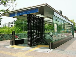 地下鉄名城線「名古屋大学」駅