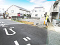 JR幕張本郷駅まで9分、5.4m南西側公道 ~ファミリータウン幕張本郷~