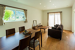 全館空調で家まるごと快適の家 の外観