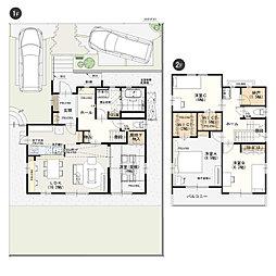 茨城グランディハウス グランエクシール 龍ケ崎市平台 安心のオールインワン住宅のその他