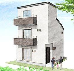 新規分譲開始。 「大栄の家」新小岩四丁目の外観