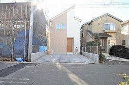 【小手指駅徒歩7分】屋上付新築分譲【区画整理地内】の外観
