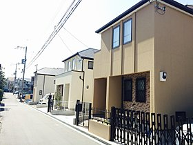 閑静な住宅街の中に新しい街が生まれます。