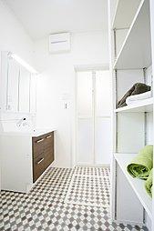 当社施工事例 洗面脱衣室