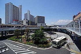 人気の3路線(小田急・相鉄・相模線)乗り入れの海老名駅。