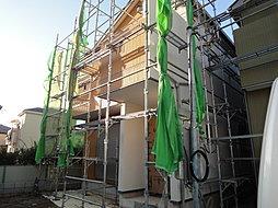 ensoleille旭町3丁目新築住宅の外観