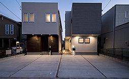 建築家が創る『ひとつ上の理想』を描いた邸宅です。